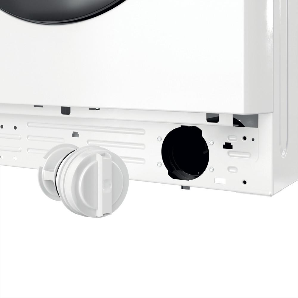 Indesit Pračka Volně stojící MTWSE 61252 WK EE Bílá Front loader F Filter