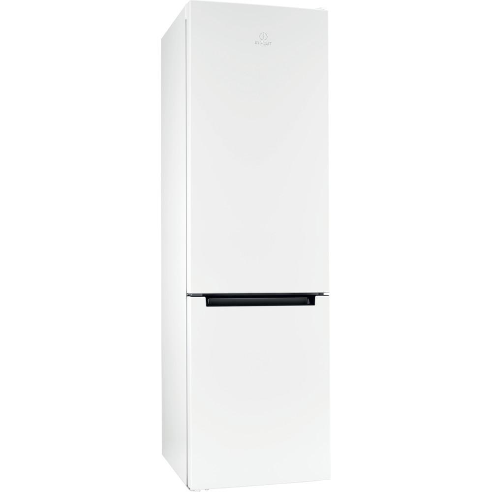 Indesit Холодильник з нижньою морозильною камерою. Соло DF 4201 W Білий 2 двері Perspective