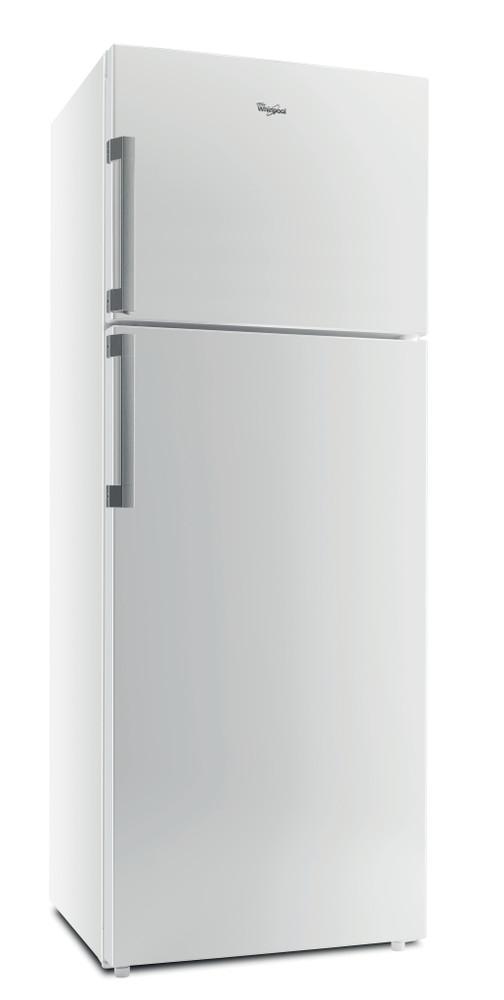 Whirlpool Fridge Freezer Free-standing T TNF 8111 H W White 2 doors Perspective