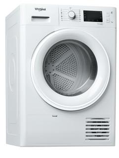 Whirlpool tørretumbler med varmepumpe: fritstående, 9 kg - FT M22 9X2 EU