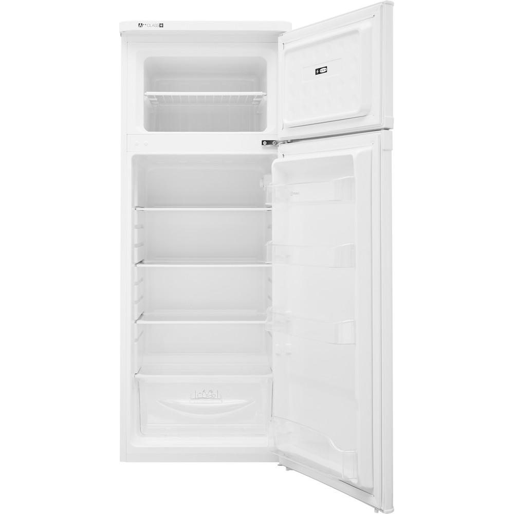 Indesit Kombinovaná chladnička s mrazničkou Voľne stojace RAAA 29 Biela 2 doors Frontal open