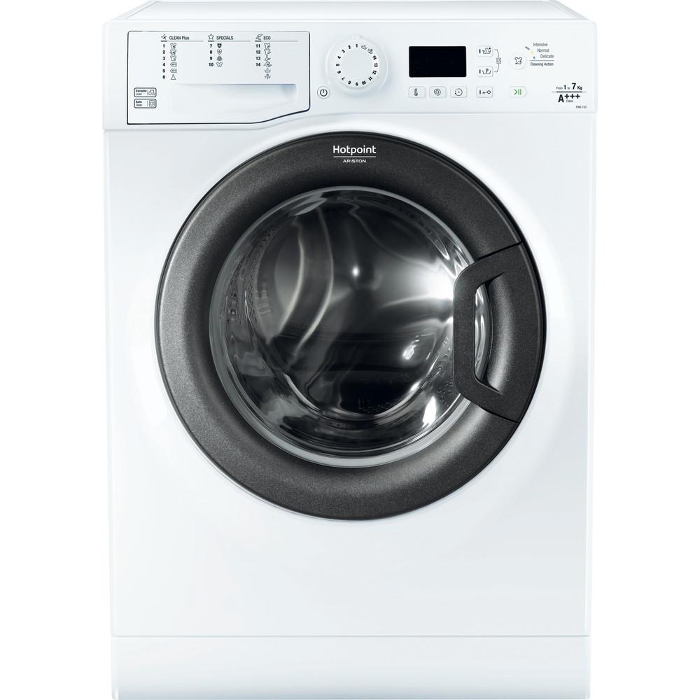 Hotpoint_Ariston Maşină de spălat rufe Neincorporabil FMG 723MB EU.M Alb Încărcare frontală A +++ Frontal