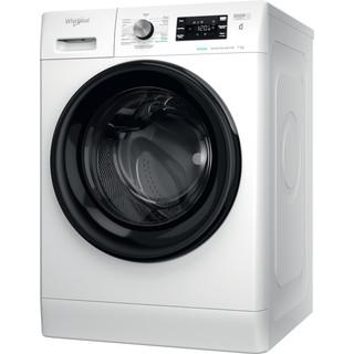 Whirlpool Máquina de lavar roupa Independente com possibilidade de integrar FFB 7238 BV PT Branco Carga Frontal A+++ Perspective
