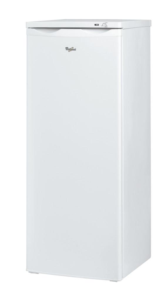Whirlpool Pakastimessa Vapaasti sijoitettava WV1510 W Valkoinen Perspective