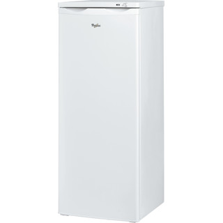 Whirlpool Freezer Free-standing WV1510 W 1 White Perspective