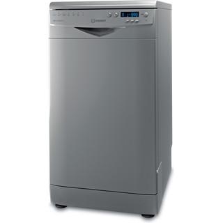 Indesit Посудомоечная машина Отдельно стоящий DSR 57H96 Z S Отдельно стоящий A++ Perspective