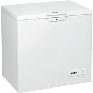 Congélateur coffre WHM31112 Whirlpool - 118cm