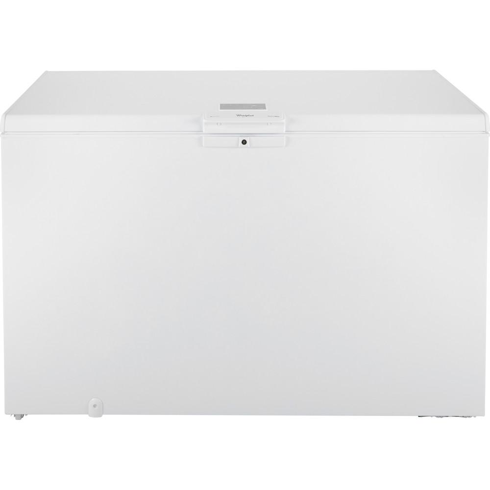 Congelador horizontal de libre instalación Whirlpool: color blanco - WHE39352 FO