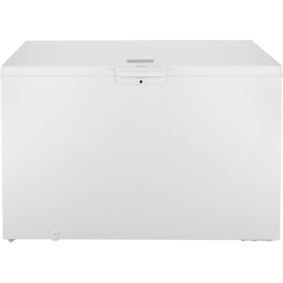 Congelador horizontal Whirlpool: color blanco - WHE39352 FO