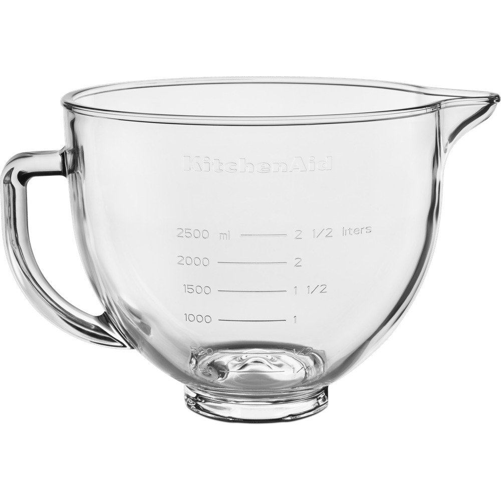 GLASS MIXING BOWL 4.7L 5KSM5GB