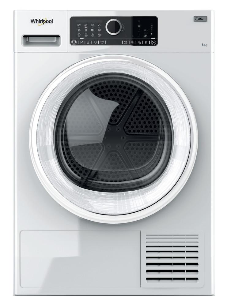 Whirlpool Dryr ST U 82 EU Alb Frontal