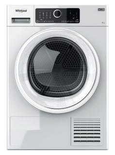 Сушилня с термопомпа Whirlpool: свободностояща, 8 кг - ST U 82 EU