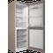Indesit Холодильник с морозильной камерой Отдельностоящий ITR 4160 E Розово-белый 2 doors Perspective open