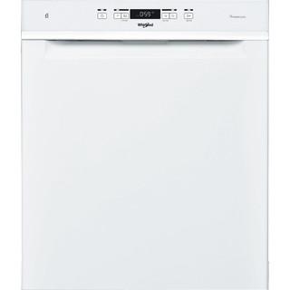 Whirlpool oppvaskmaskin: farge hvit, 60 cm - WUO 3O33 PL