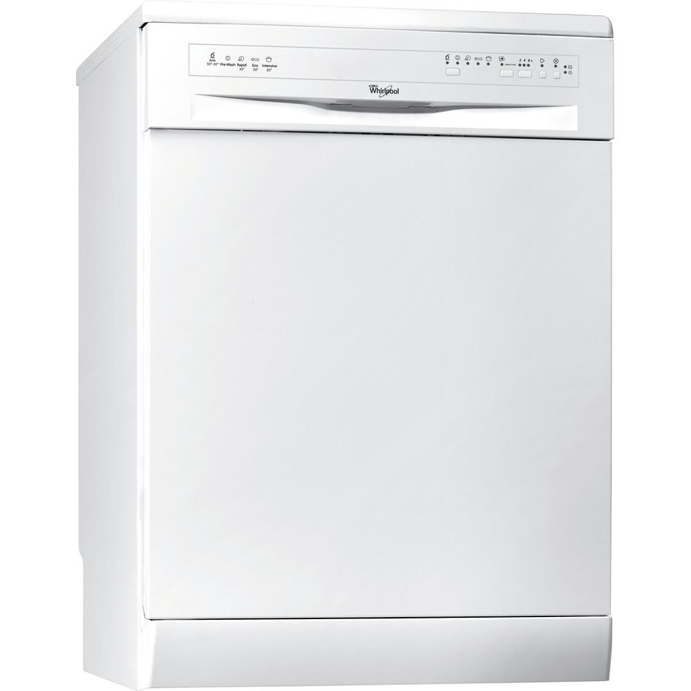 Whirlpool lavavajillas: color blanco, 60 cm - ADP 6342 A+ 6S WH