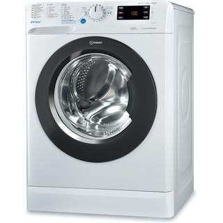 Indesit freistehende Frontlader-Waschmaschine: 7kg