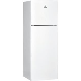 Indesit Combinación de frigorífico / congelador Libre instalación TIHA 17 V Blanco 2 doors Perspective