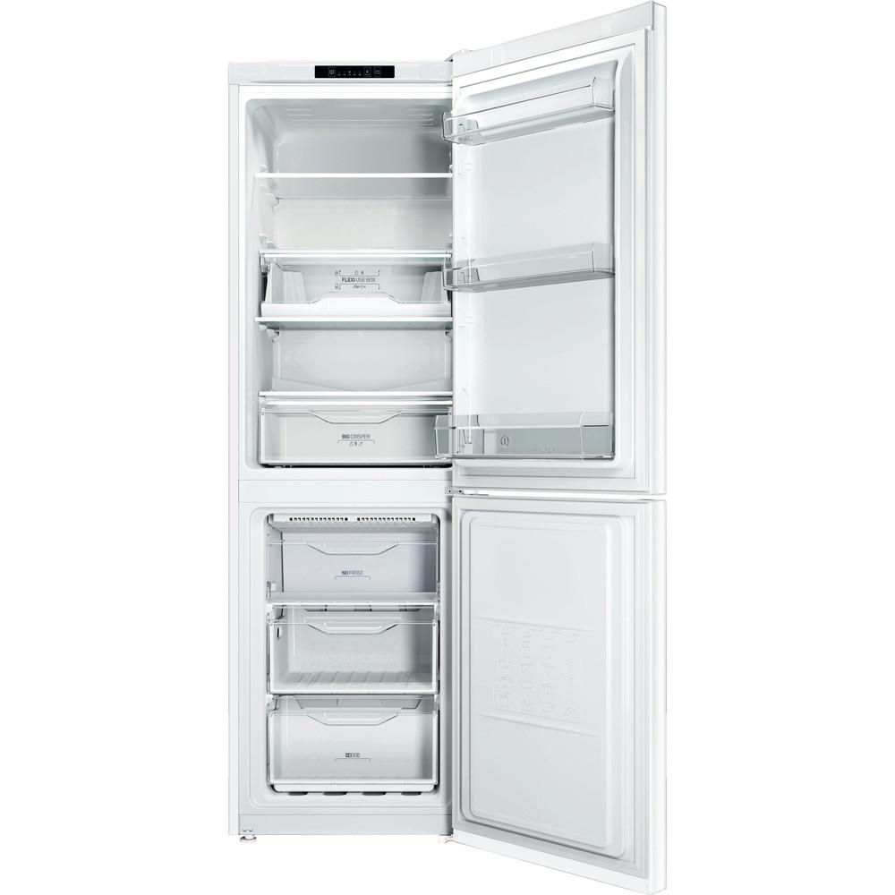 Indesit Холодильник з нижньою морозильною камерою. Соло LI8 FF2I W Білий 2 двері Frontal open