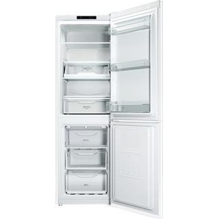 Indesit Холодильник с морозильной камерой Отдельно стоящий LI8 FF2I W Белый 2 doors Frontal open