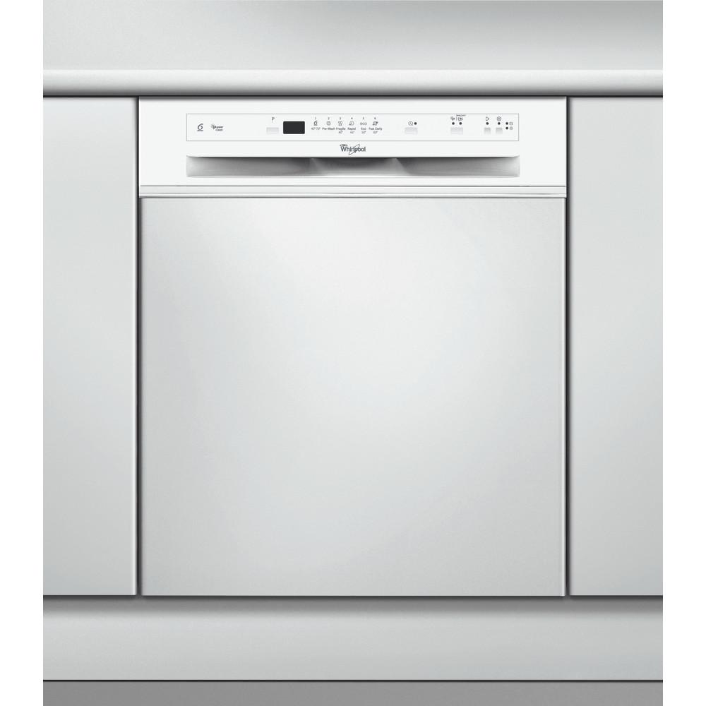 Whirlpool lavavajillas: color blanco, 60 cm - ADP 7442 A+ PC 6S WH