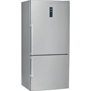 Whirlpool freestanding fridge: frost free - W84BE 72 X UK