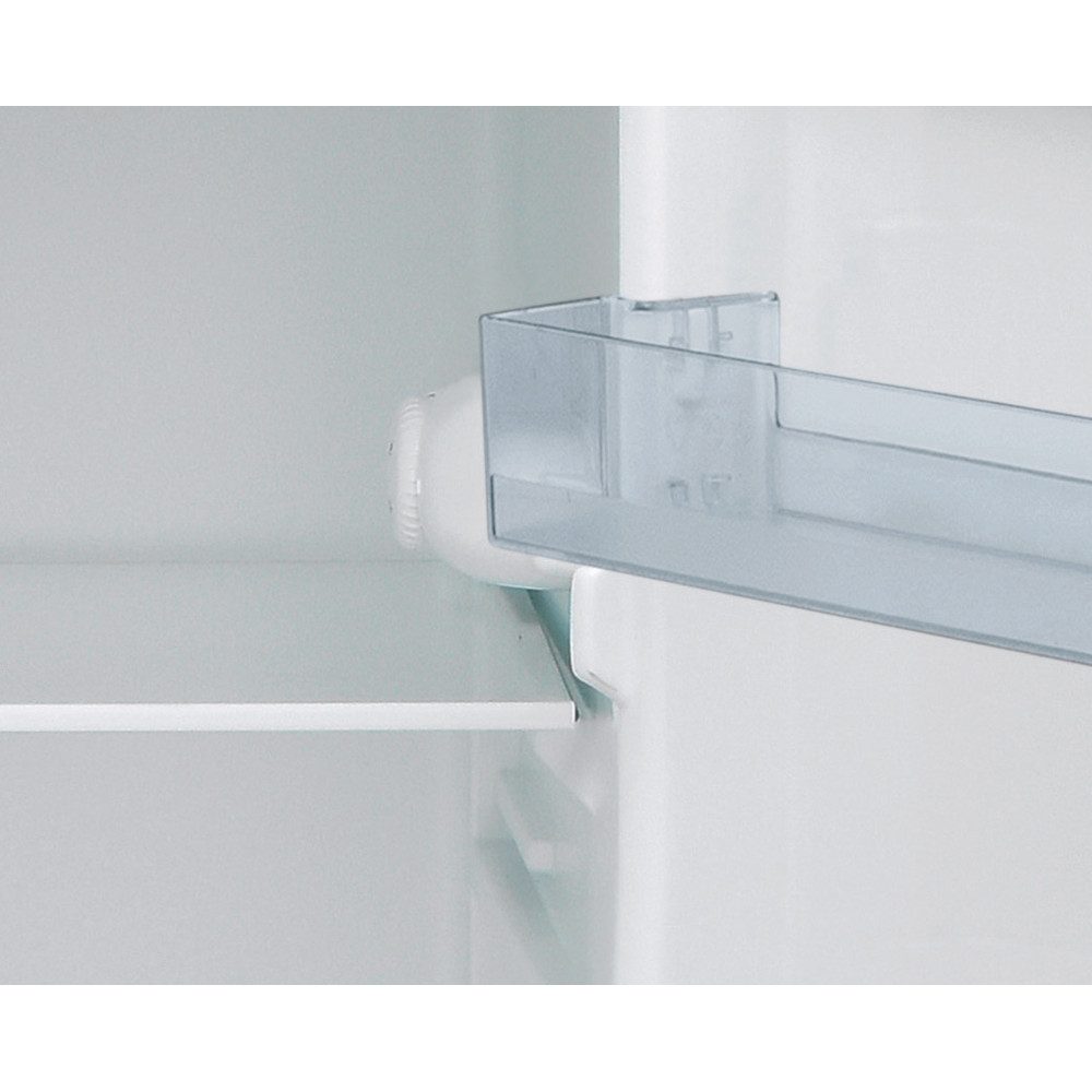 Indesit Combinazione Frigorifero/Congelatore A libera installazione I55TM 4110 W Bianco 2 porte Control panel