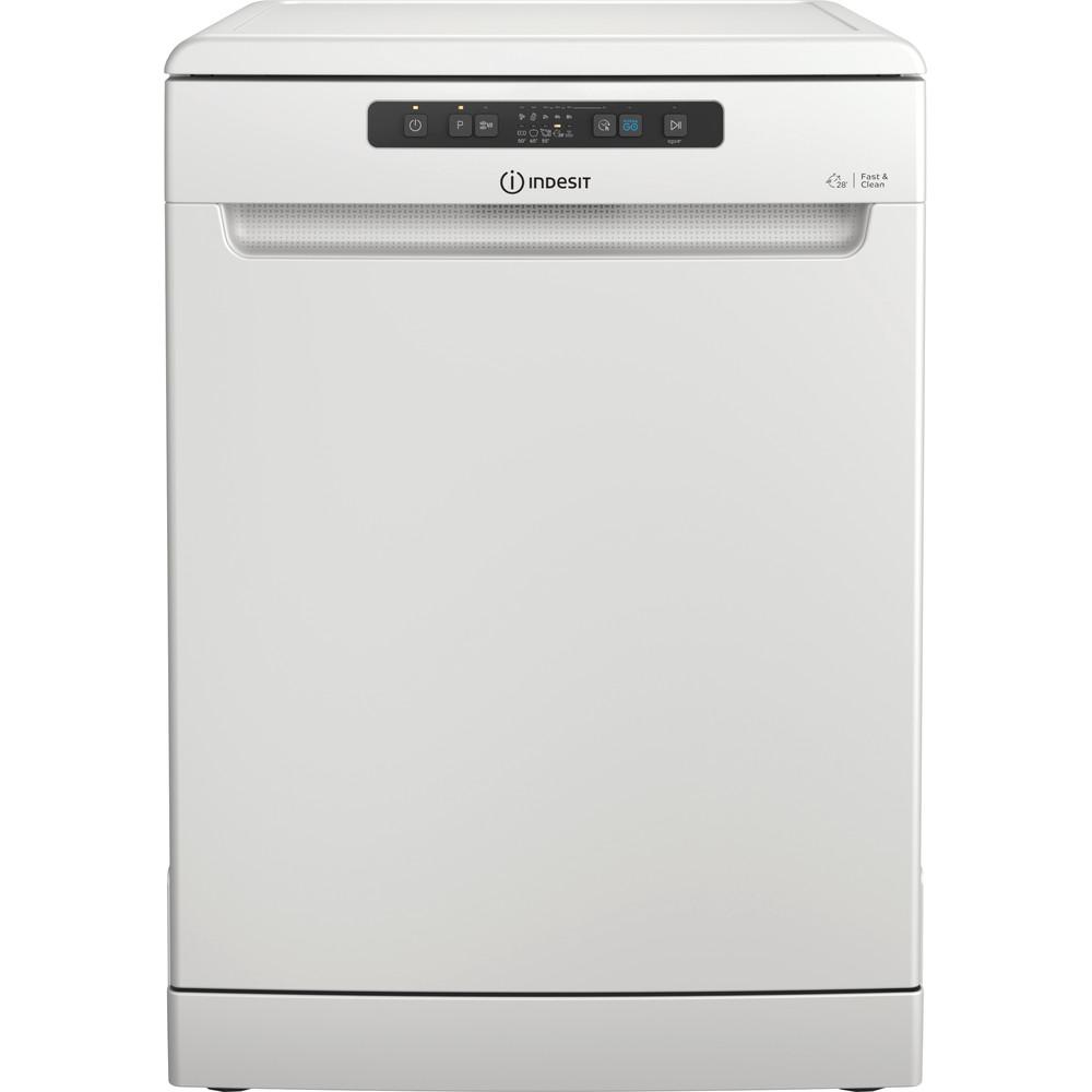 Indesit Dishwasher Free-standing DFC 2B+16 UK Free-standing F Frontal