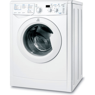 Indesit Ecotime IWDD 7143 Washer Dryer in White