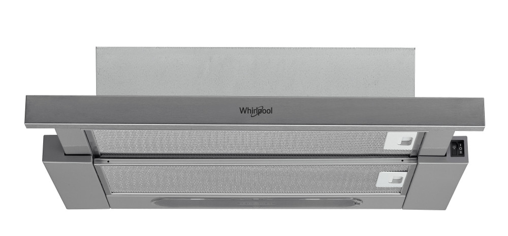 Whirlpool Аспиратор Вграден AKR 5390/1 IX Инокс Вграден Механично Frontal