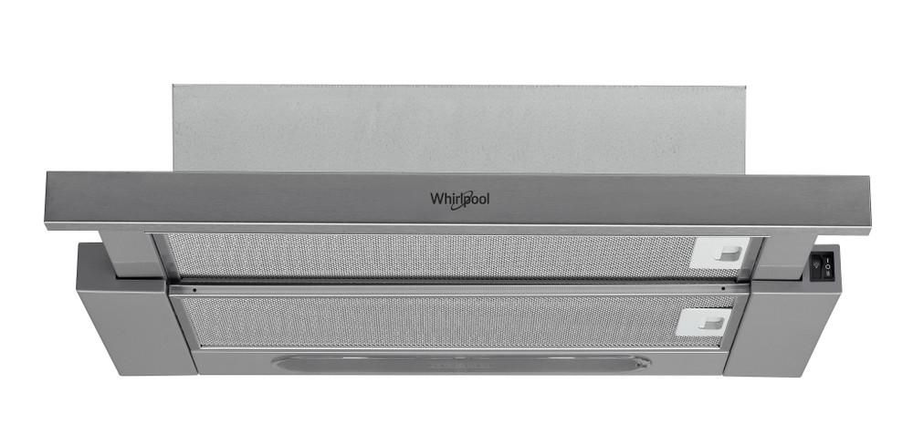 Whirlpool Páraelszívó Beépíthető AKR 5390/1 IX Inox Beépíthető Nyomógombos kezelés Frontal