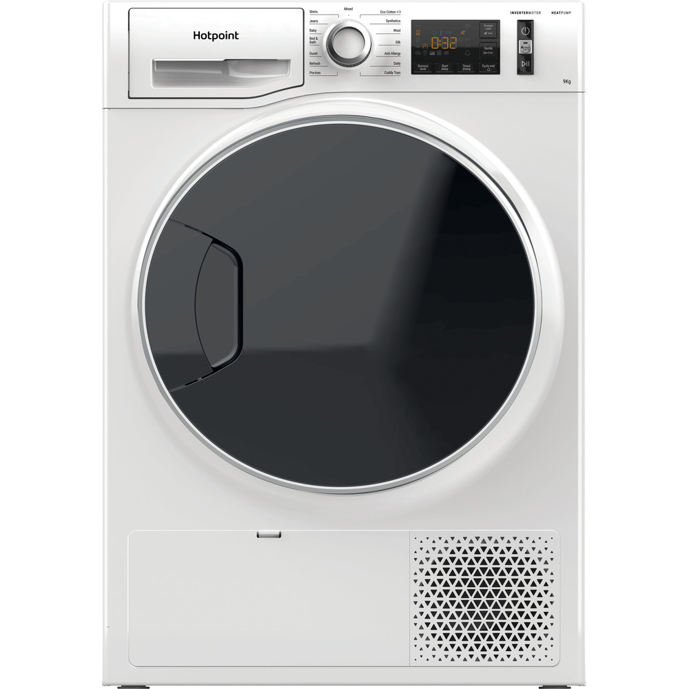 Hotpoint Dryer NT M11 9X3E UK White Frontal