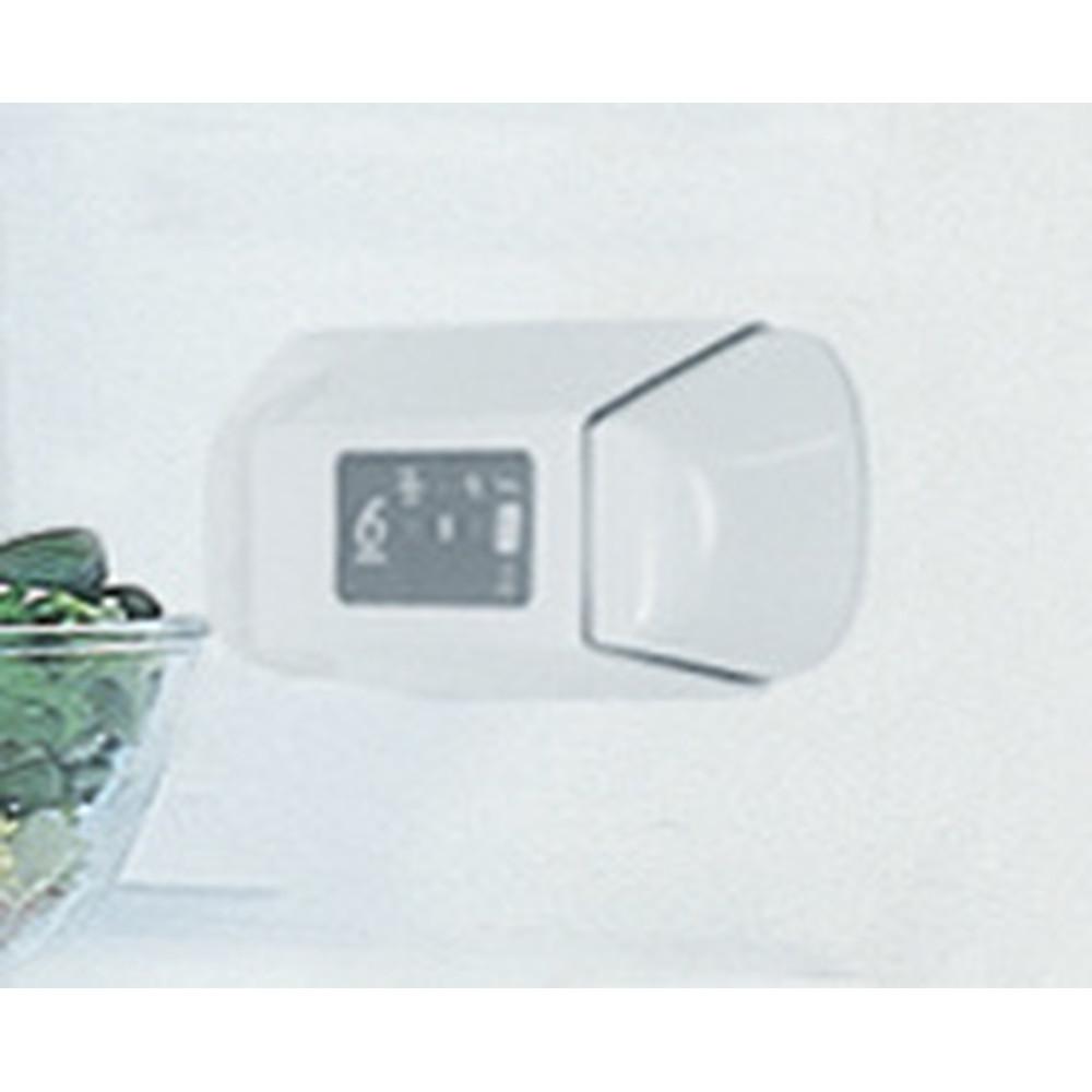 Indesit Chladnička Vstavané INS 1801 AA Biela Lifestyle control panel