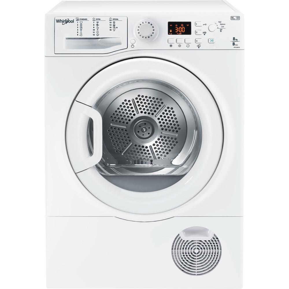 Secadora de Condensación libre instalación Whirlpool  8kg Clase B WTD 850B W EU