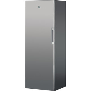 Indesit Congelador Libre instalación UI6 F1T S1 Plata Perspective