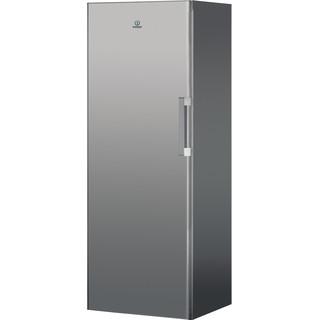 Indesit Gefriergerät Freistehend UI6 F1T S1 Silber Perspective