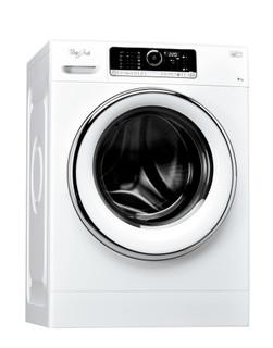 Whirlpool samostojeća perilica rublja s prednjim punjenjem: 8 kg - FSCR80423