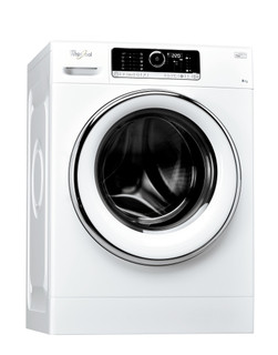 Whirlpool samostalna mašina za pranje veša s prednjim punjenjem: 8 kg - FSCR80423