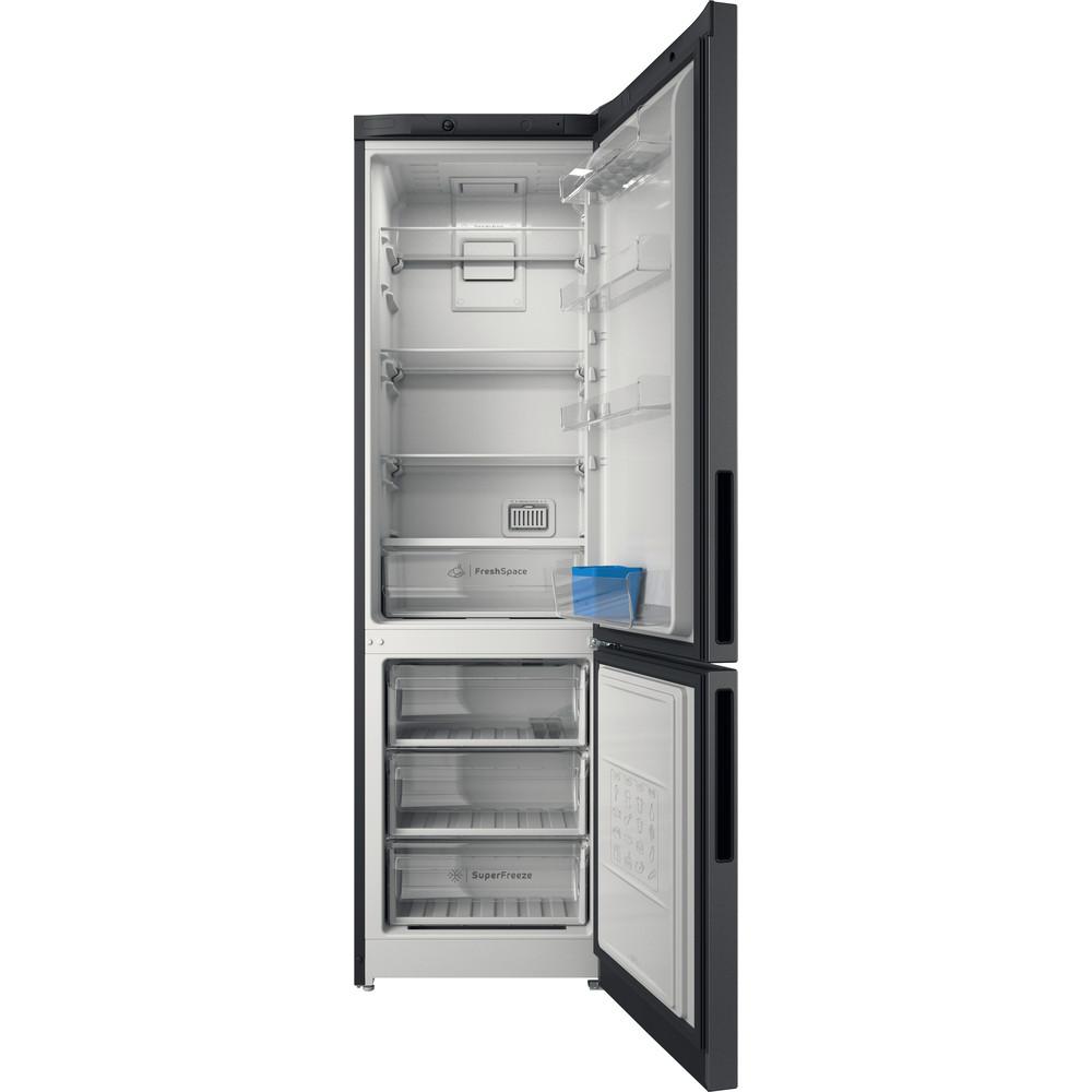 Indesit Холодильник с морозильной камерой Отдельностоящий ITD 5200 S Серебристый 2 doors Frontal open