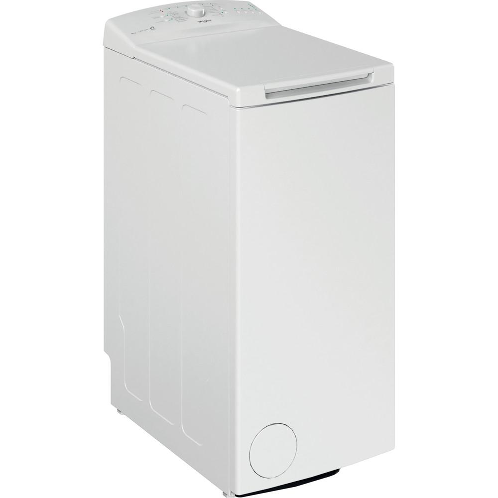Lavadora carga superior de libre instalación Whirlpool: 6,0kg - TDLR 6230L SP/N