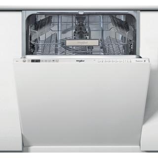 Whirlpool WIO 3T122 PS Vaatwasser - Inbouw - 60cm