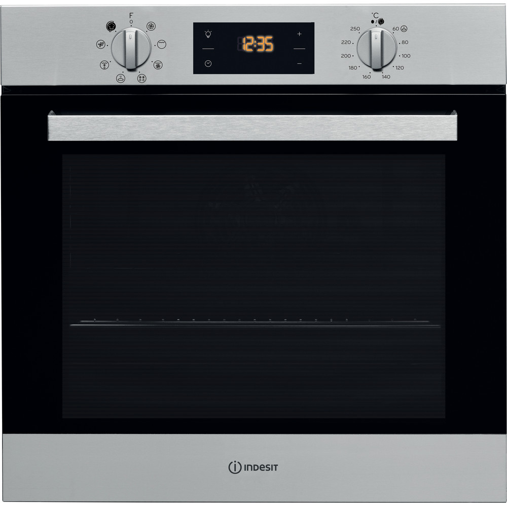 Indesit OVEN Built-in IFW 6340 IX UK Electric A Frontal