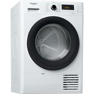 Sèche-linge pompe à chaleur FTBE M11 8X3B Whirlpool - A+++ - 8 kg