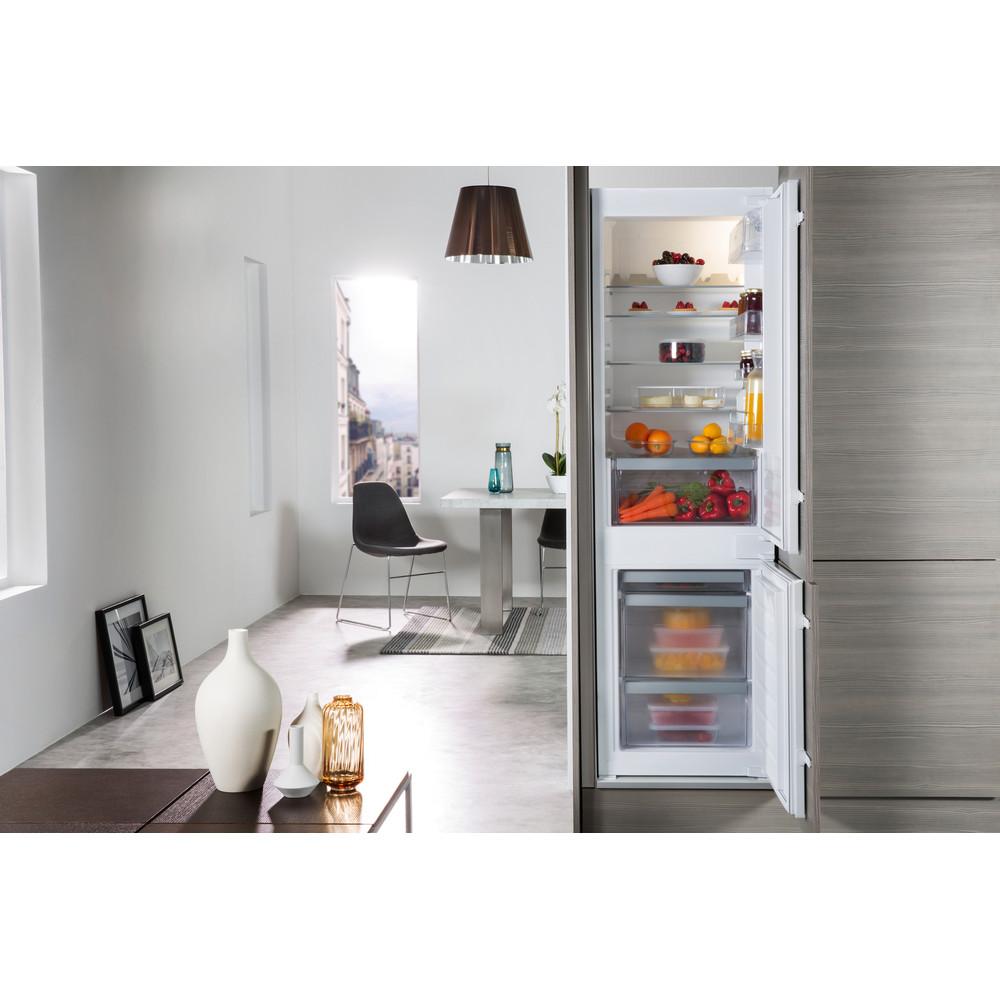 Холодильник Whirlpool з нижньою морозильною камерою - ART 6503/A+