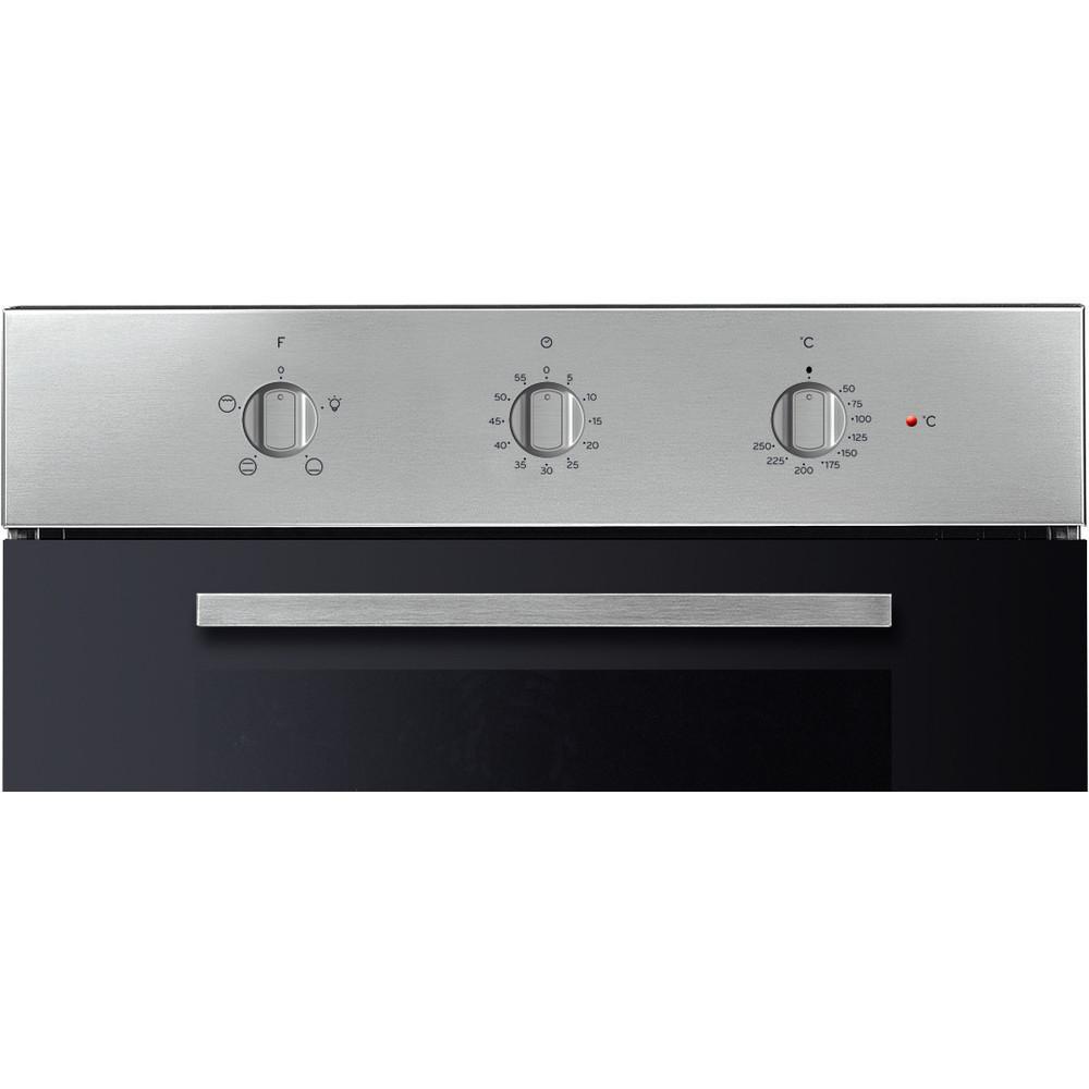 Indesit Forno Da incasso IVF 32 IX Elettrico A Control panel