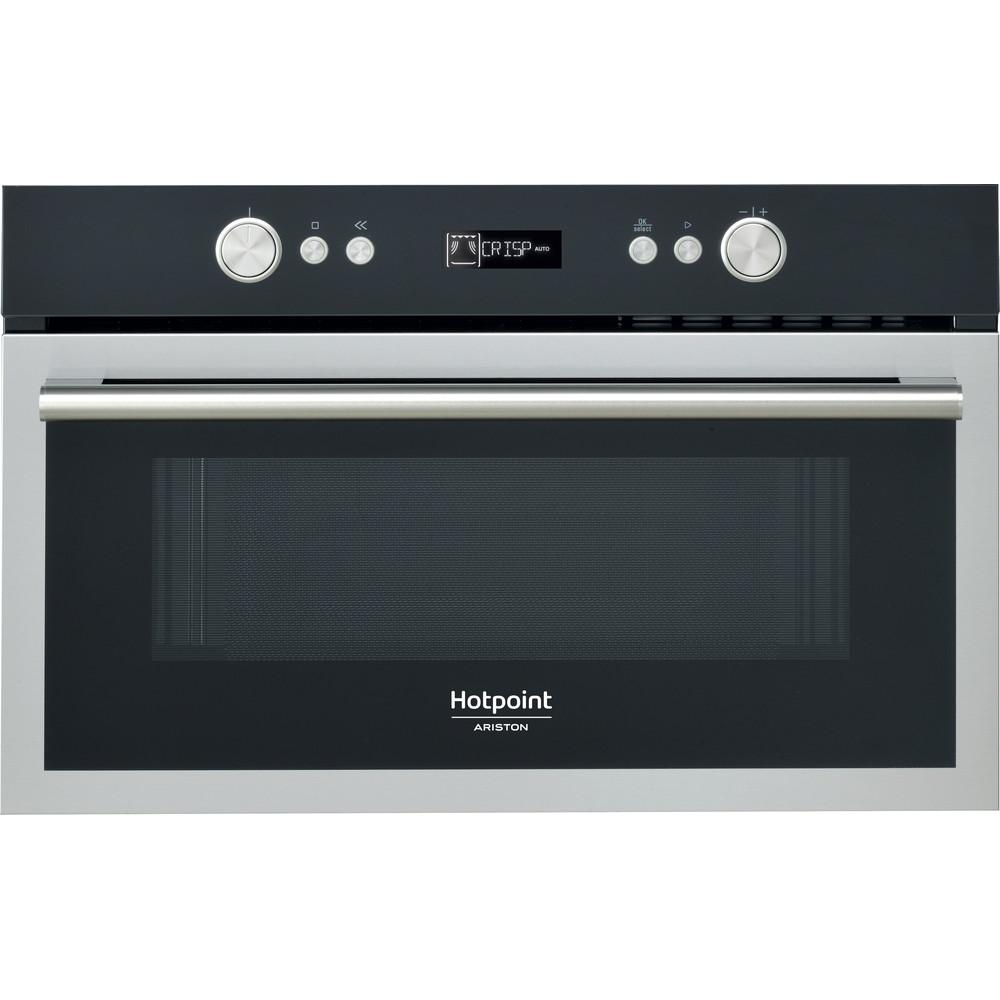 Hotpoint_Ariston Microonde Da incasso MD 664 IX HA Inox Elettronico 31 Microonde + grill 1000 Frontal