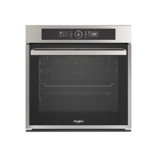 Forno elétrico integrado da Whirlpool: cor inox, de limpeza automática - OAKZ9 7961 SP IX