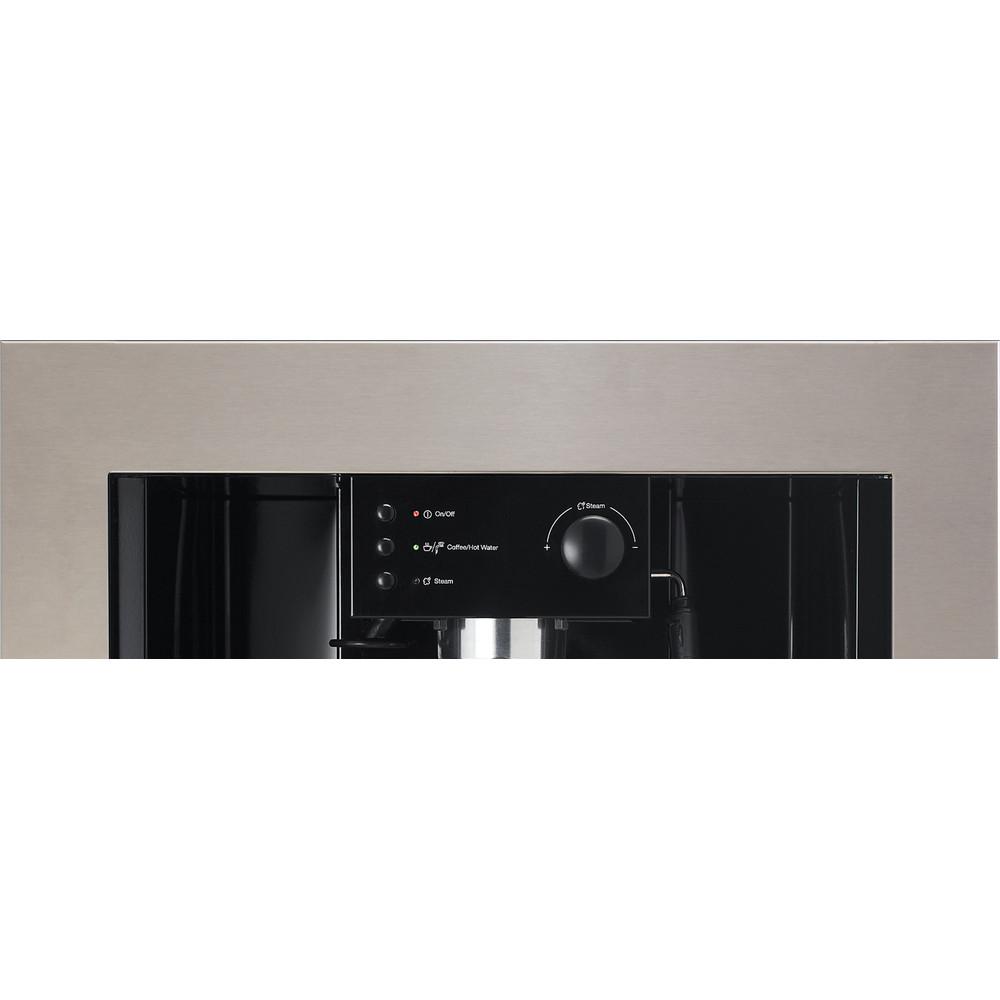 Indesit Встраиваемая кофемашина CMI 5038 IX Inox Half automatic Control panel