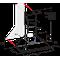 Whirlpool Liesituuletin Kalusteisiin sijoitettava WHCN 64 F LM X Inox Wall-mounted Mekaaninen Frontal