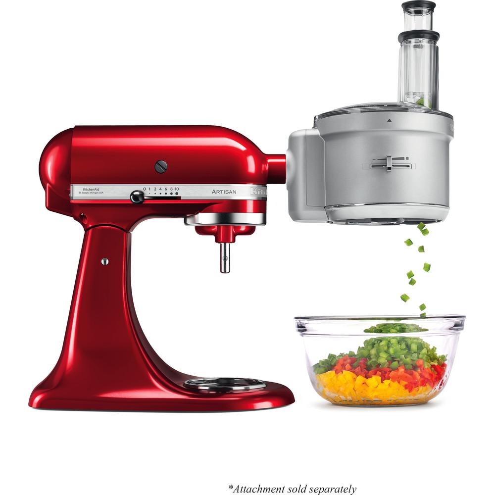 Food Processor Attachment For Stand Mixer 5ksm2fpa Kitchenaid Uk