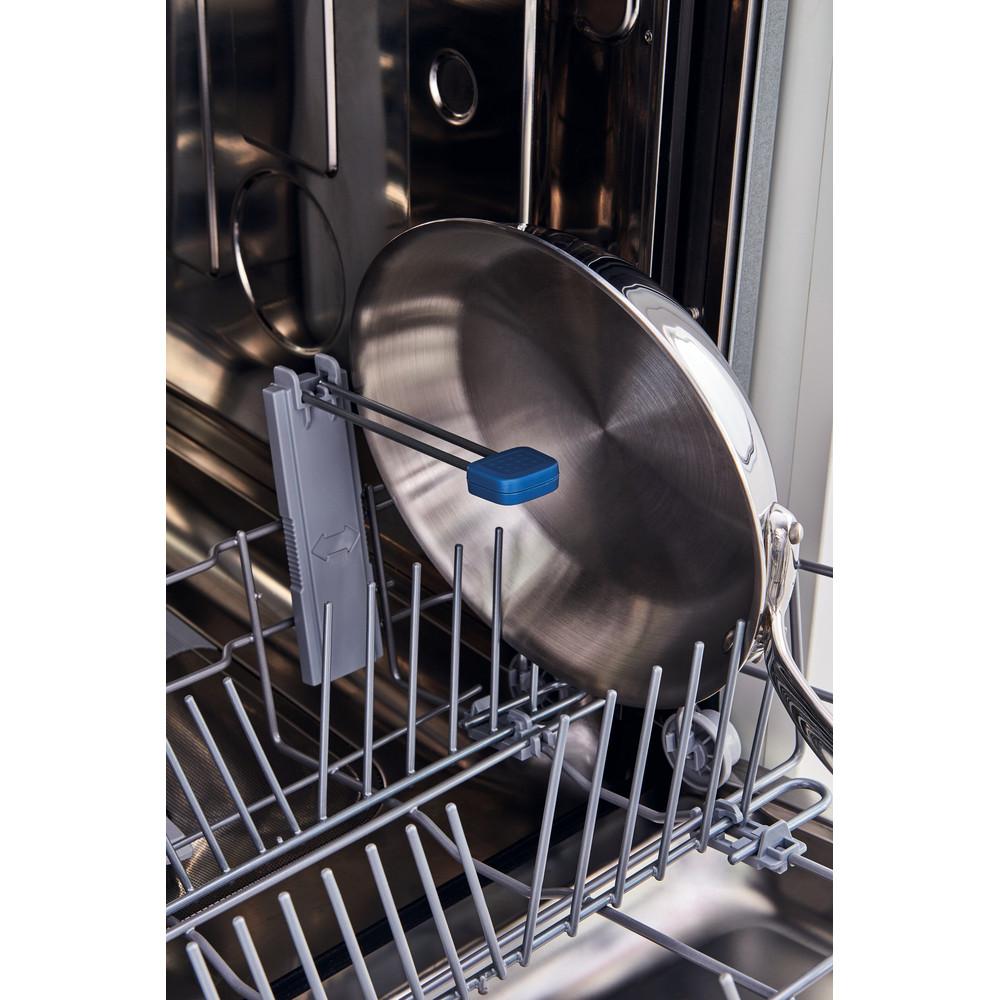 Indesit Посудомоечная машина Отдельностоящий DSFC 3T117 S Отдельностоящий A Rack